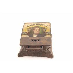 19KZ-13 LORD HOPPER MRKD CIGAR CUTTER