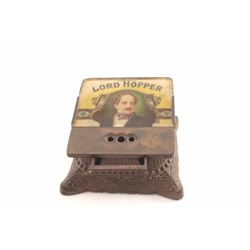 19KZ-13 LORD HOPPER MRKD CIGAR CUTTER