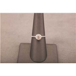 19RPS-24 PINK DIAMOND RING