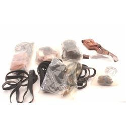 19KE-514 LOT OF SLINGS & ACCESSORIES