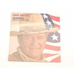 19KB-3 JOHN WAYNE ALBUM