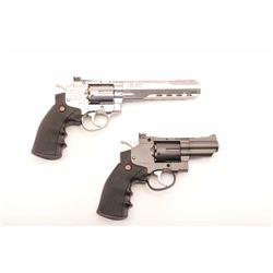 19KC-190 LOT OF TWO CO2 BB GUNS