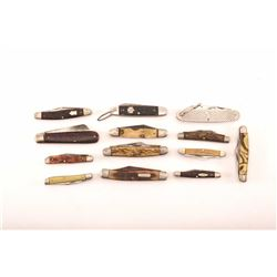 19HX-21 BONANZA LOT OF KNIVES