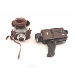 19RPS-60 GAF MOVIE CAMERA