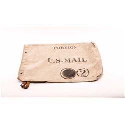 19KC-266 U.S. MAIL BAG FOR TRAIN USE