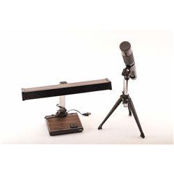 19KC-118 TELESCOPE & DESK LAMP