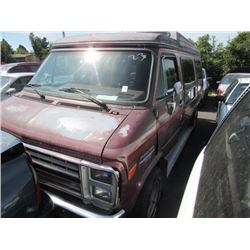 1988 Chevrolet Sportvan