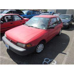 1993 Mazda 323