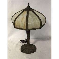 Tiffany Style Stain Glass Lamp
