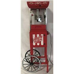 Hot Fresh Popcorn Machine