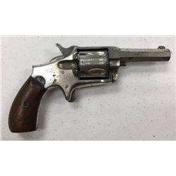 Avenger Rim Fire Spur Trigger Revolver