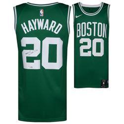 more photos 4b084 d3575 Gordon Hayward Signed Nike Celtics Jersey (Fanatics ...