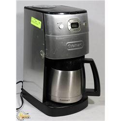CUISINART COFFEE MAKER.
