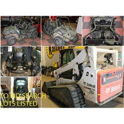 FEATURED MINI ATV AND BOBCAT