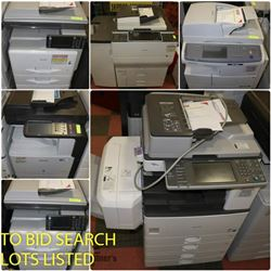 FEATURED COMMERCIAL PRINTERS