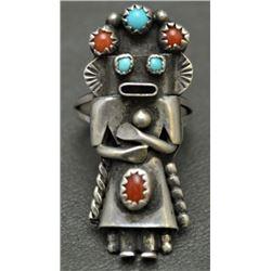 NAVAJO INDIAN RING