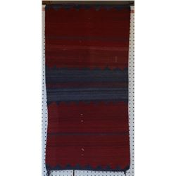 NAVAJO INDIAN TEXTILE DRESS HALF