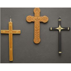 NEW MEXICAN WOODEN CROSSES