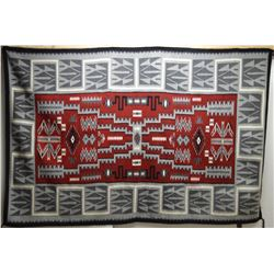 NAVAJO INDIAN TEXTILE (GRACE BEGAY)