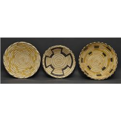 PAPAGO INDIAN BASKETS