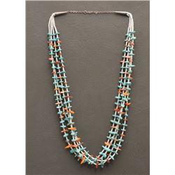 SAN DOMINGO INDIAN NECKLACE