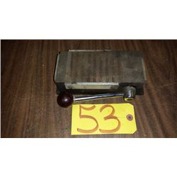 """Magnetic Chuck 3""""x7"""" (tested)"""