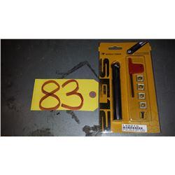 Speed Tiger SE12 Spot Drill/Chamfer Mill