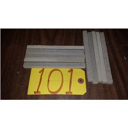 "K-Flex abrasive Square Stick 3/8"" x 3/8"" x 6"""