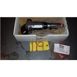 """New Eagle Industries Angle Grinder 4"""" with RexCut Aluminator cut-off Disc"""