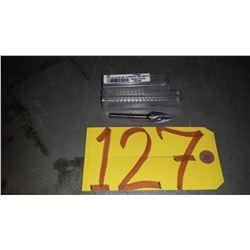 "Carbide Burr 1/2"" x 1/4"" x 1/2"".3/4- 5 pointed"