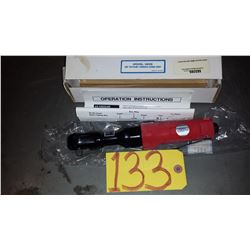 """New Eagle Industries Ratchet Wrench 3/8"""" /red grip"""