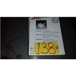 3M 8214 Respirator N95 Particulate