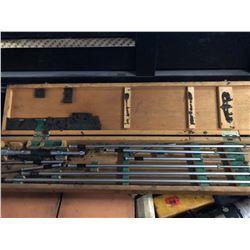 "Mitutoyo 40"" inside micrometer"