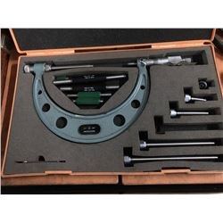 "Mitutoyo Micrometer 0-6"""