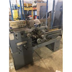 """FAMOT Lathe 14""""x40"""" with Taper Attatchement and Quick Change Tool Post"""