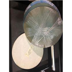 "12"" PSA and non stick sanding discs"