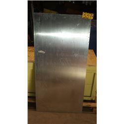 "Aluminum Sheet 28"" x 55""3/4 x 1/8"""