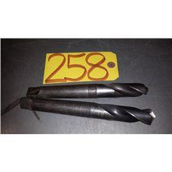 """Taper Shank Drill 31/32"""""""