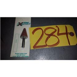 "Kutzall extreme carbide Burr 1/4"" shank"