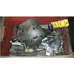 Box with Hydraulic Pump & other contain
