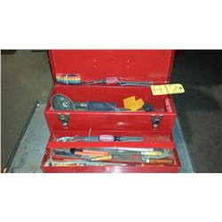 Tool Box with contain