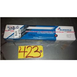 "Blueshield Air Liquide LA  7018 1/8""x14"" Covered Electrodes Blu-32971708"
