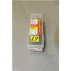 3/8 x 10 rugged structural screws 2 boxes