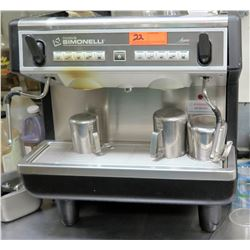 Nuova Simonelli Appia Compact Semi Espresso Coffee Machine, 220V (Needs Repair)