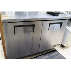 TRUE Undercounter Refrigerator Model TUC-48-HC