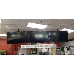 Qty 3 Display TVs
