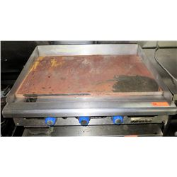 """Imperial Countertop Commercial Gas Grill Griddle 36""""x32.5""""x14""""H"""