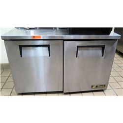 "True TUC-48-LP Undercounter Refrigerator 48.5"" x 30""D x32""H"