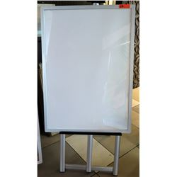 "Large White Board 30""x42"" w/ Easel (61"" tall)"