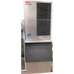 Hoshizaki America Ice Machine w/ Ice Bin, Model KM-515MAH